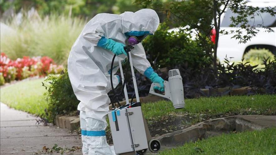 Detectado el segundo caso de ébola en un trabajador sanitario en EEUU