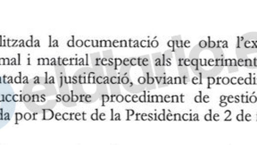 """La Diputación ha observado """"laxitud formal"""" en una subvención a CATMÓN por una revista"""
