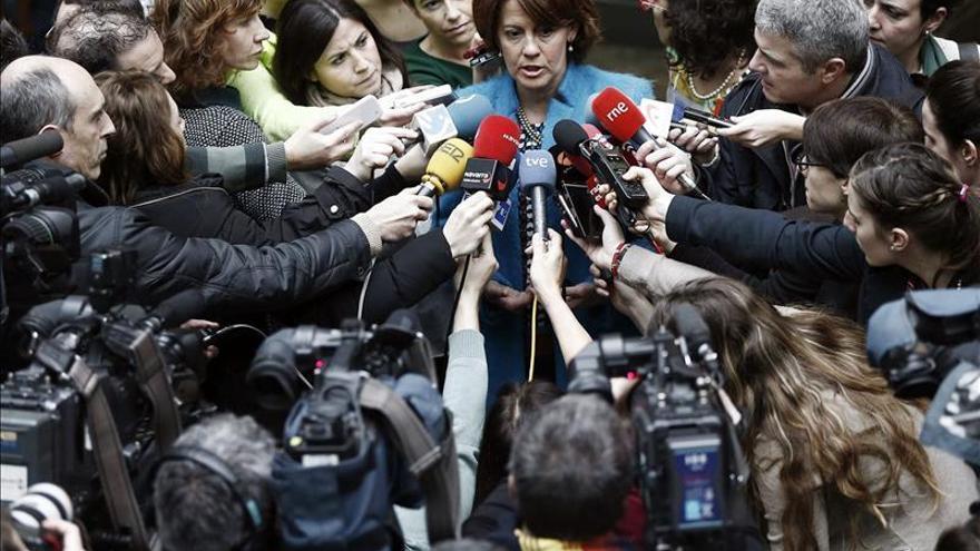 Barcina podría convocar elecciones para evitar a Bildu en el Gobierno