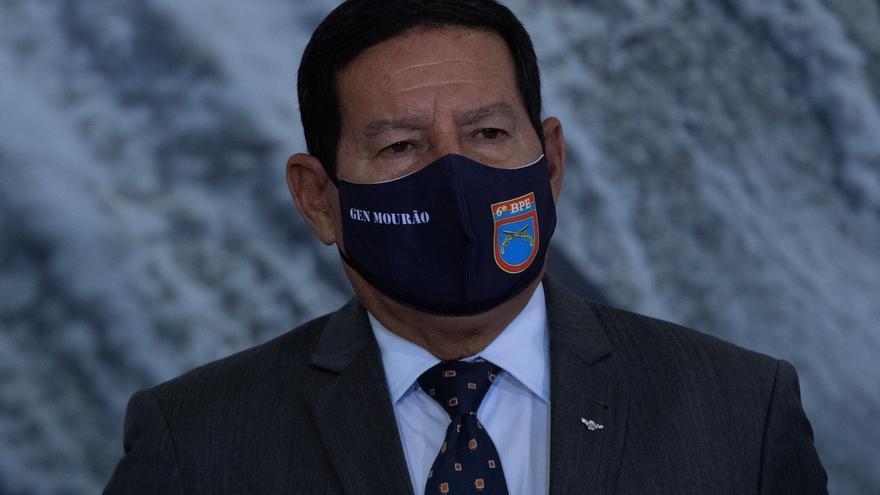 El vicepresidente de Brasil asistirá a la investidura de Castillo en Perú