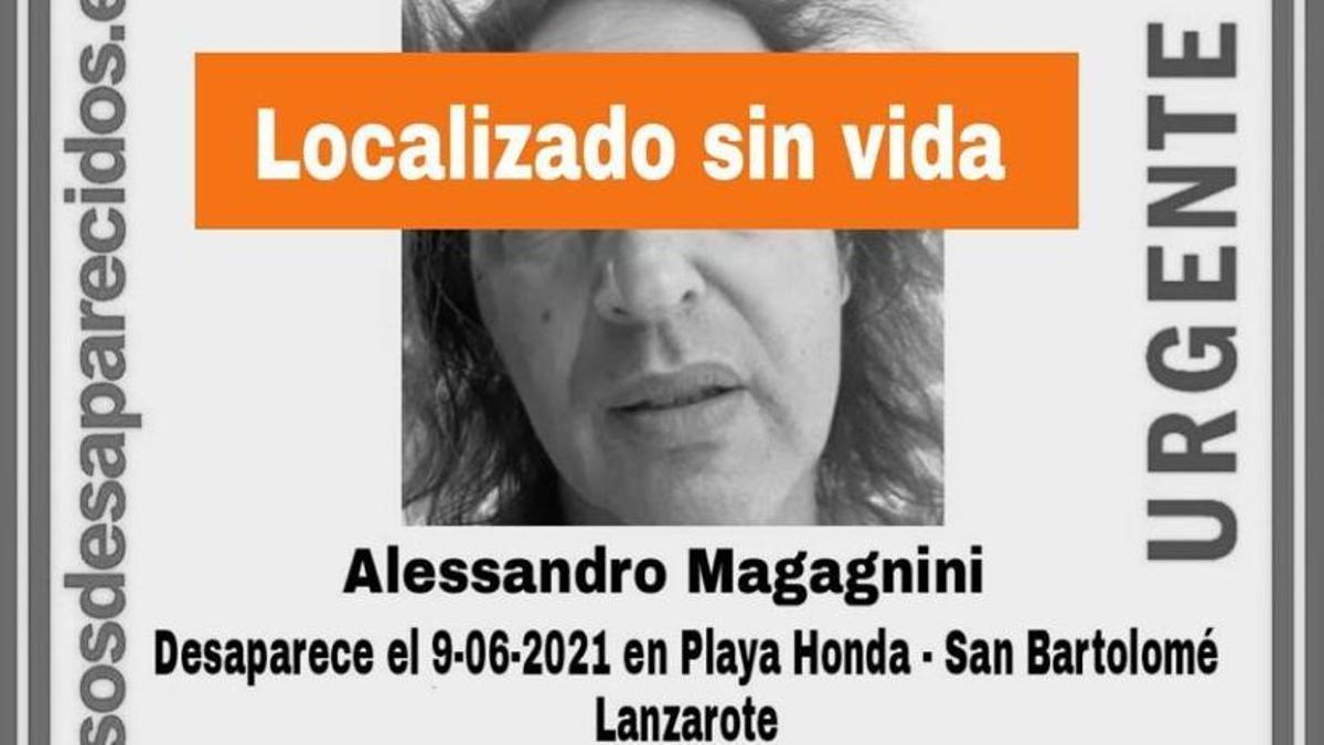 Desactivada la búsqueda del hombre que había desaparecido en Lanzarote