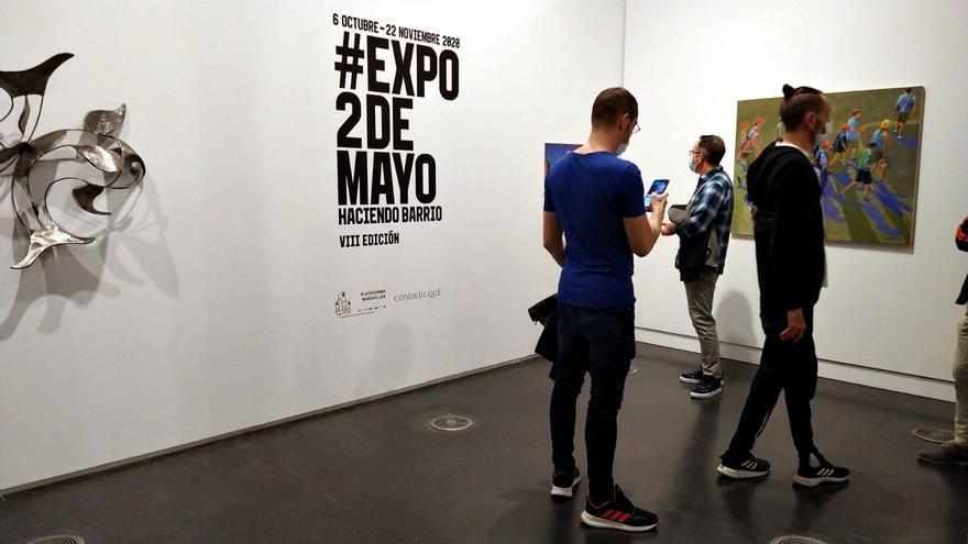 El Ayuntamiento deja sin exposición colectiva en Conde Duque a decenas de artistas de Malasaña