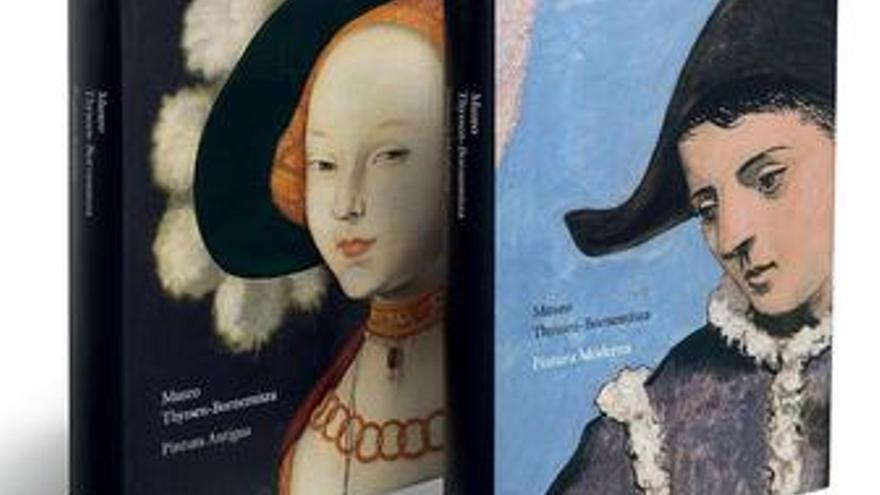 Nuevos catálogos del Thyssen
