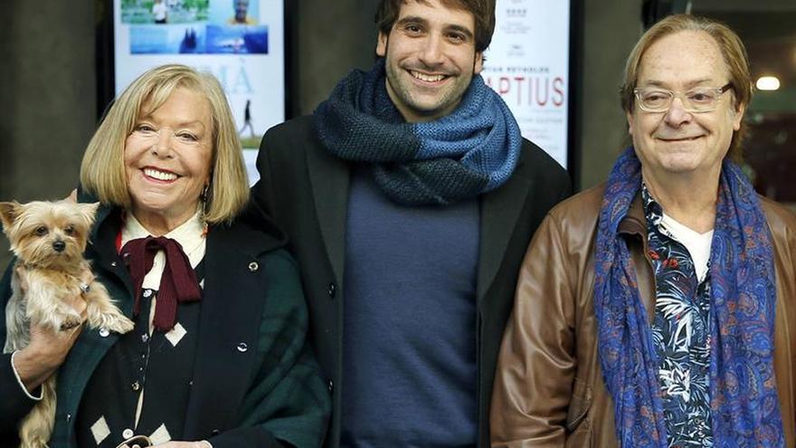 Teresa Gimpera debuta como actriz de comedia en el último film de Ventura Pons