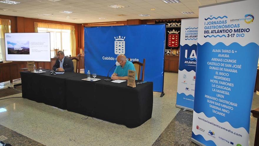 Lanzarote, Fuerteventura y La Palma crean la primera ruta gastronómica simultánea de Canarias