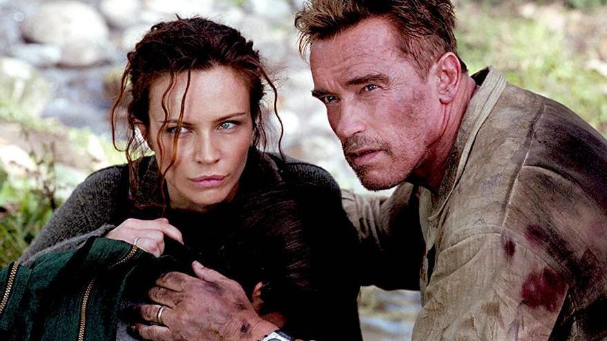 Schwarzenegger, en 'Daño colateral'