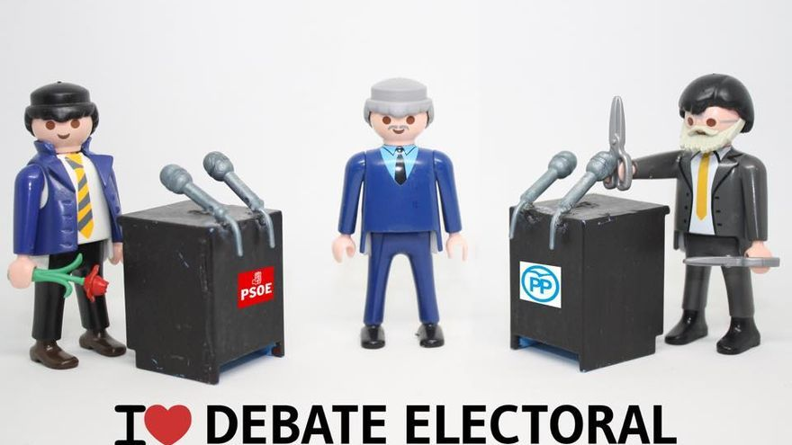 I love debate electoral