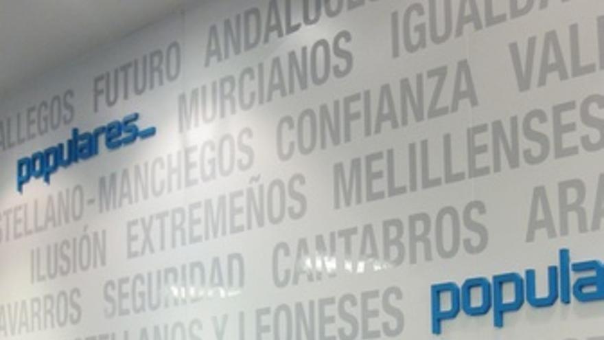 El portavoz del PP en el Congreso, Alfonso Alonso