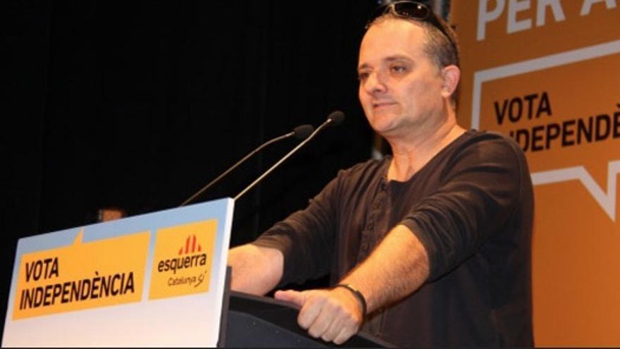 El actor Toni Albà