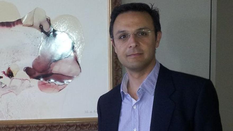 Manuel González, del PSOE tinerfeño y líder de este partido en La Orotava