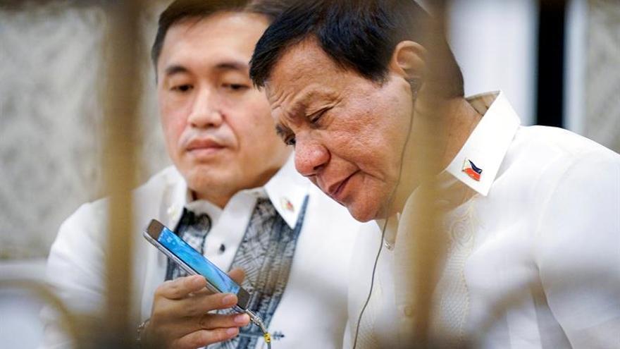 Trump invita a Duterte a la Casa Blanca