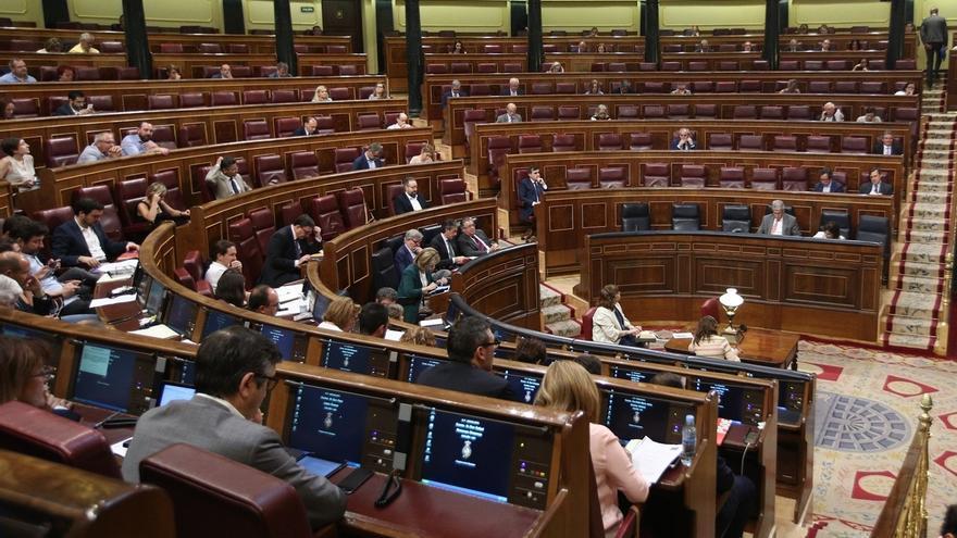 El Pleno del Congreso aprobará el jueves en un solo debate el cupo y el concierto vascos