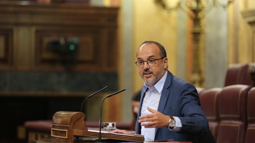 """Diputados de PDeCAT y ERC vuelven al Congreso tras su plante de ayer: """"No se lo vamos a dejar fácil al Gobierno"""""""
