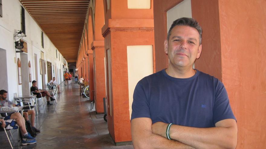 Antonio Manuel Rodríguez, patrono de la Fundación Blas Infante.