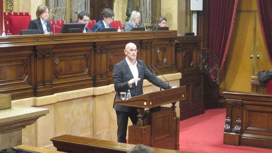 La excarcelación de Otegi crispa un debate en el Parlament catalán