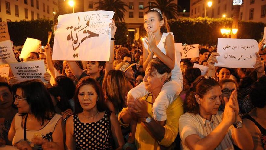 Dos lesbianas menores de edad serán juzgadas en Marruecos por homosexualidad