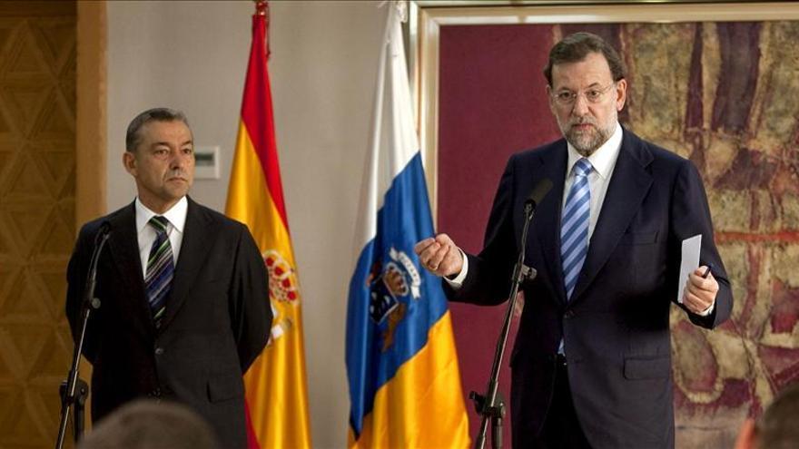 Rajoy se reúne hoy con Rivero y abordarán la futura financiación autonómica