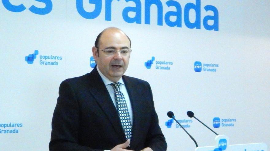 sebastián pérez será el candidato del pp a la alcaldía de granada