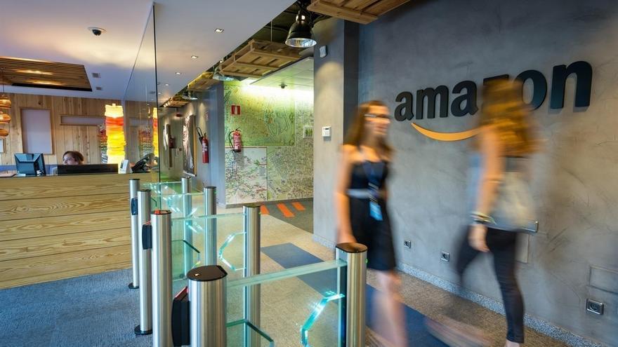 Una de las sedes de Amazon