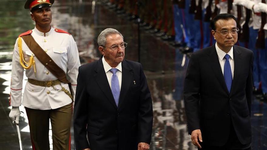 El primer ministro chino llega a Cuba para reforzar los lazos bilaterales