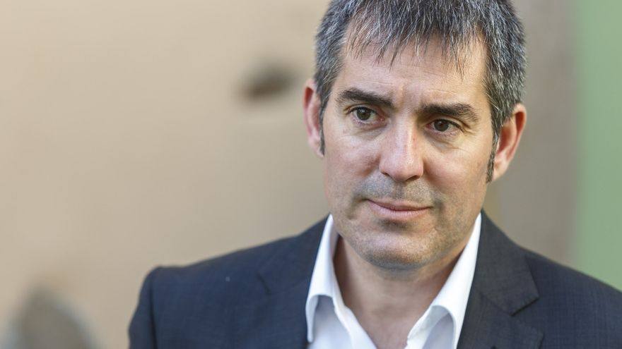 Fernando Clavijo (CC) firmará el pacto canario con Pedro Sánchez (PSOE) en Tenerife