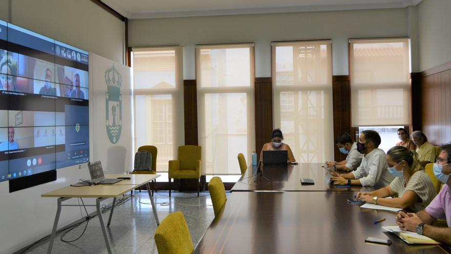 El Cabildo plantea ampliar el Plan de Cooperación Municipal para garantizar una vuelta segura a las aulas
