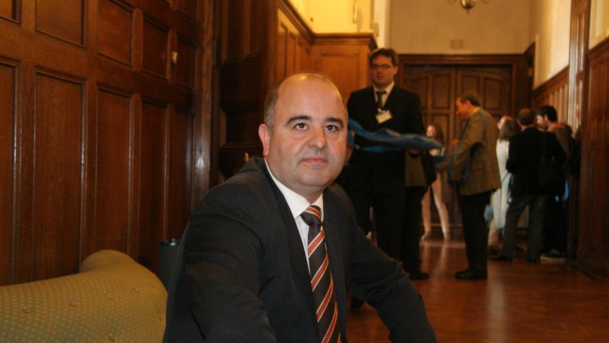 Inaki Pariente, director de la Agencia Vasca de Protección de Datos