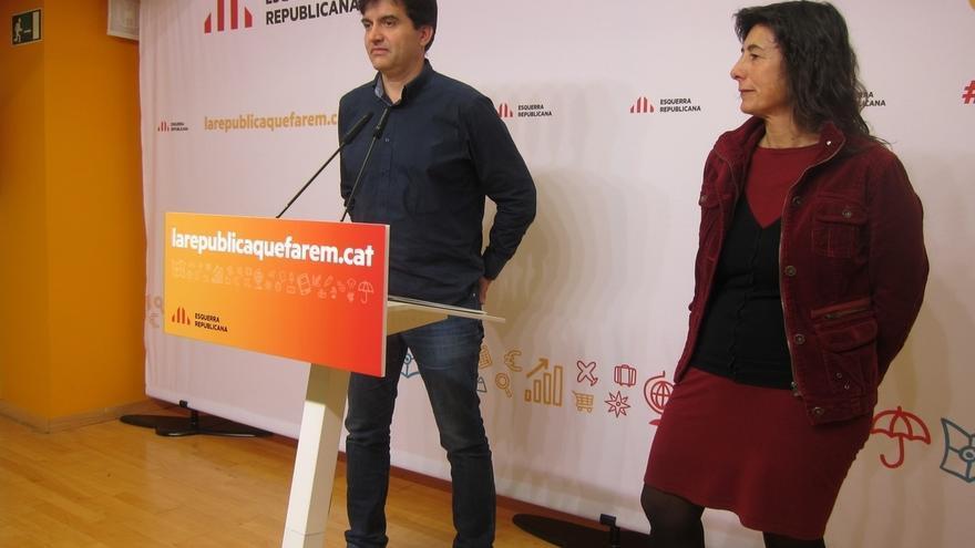 """ERC da """"credibilidad cero"""" al diálogo de Rajoy y lamenta que se cuestione a la Mesa"""