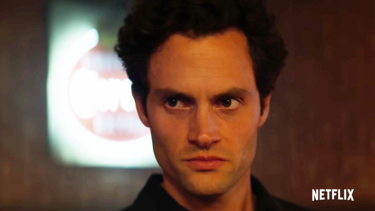 Penn Badgley, protagonista de 'You'
