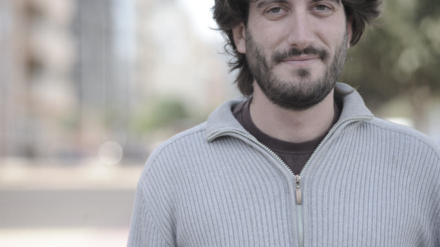 Víctor Egío. Candidato a las primarias de IU-Verdes de la Región de Murcia