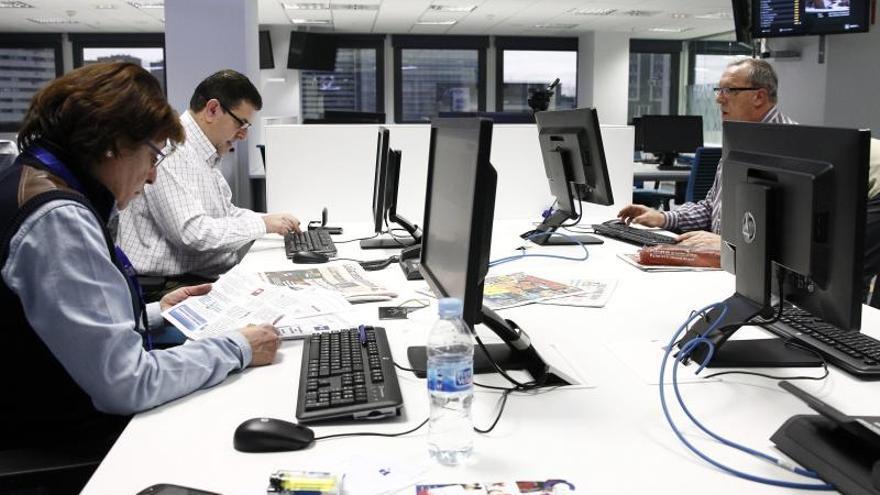 La Agencia Efe comienza a difundir informaciones en su nueva sede madrileña