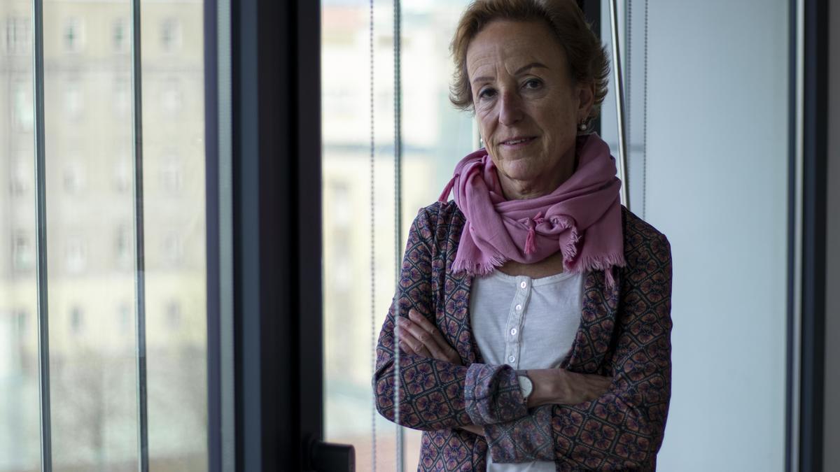 Pilar Martín Nájera, Fiscal de Sala Delegada contra la Violencia sobre la Mujer.