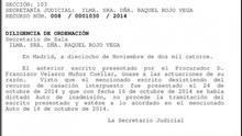 La Junta mintió en el caso de la readmisión de interinos