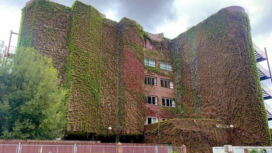 Jardín vertical de Talavera