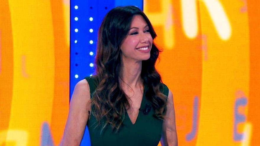 Cristina Alvis, nueva copresentadora de 'Pasapalabra'