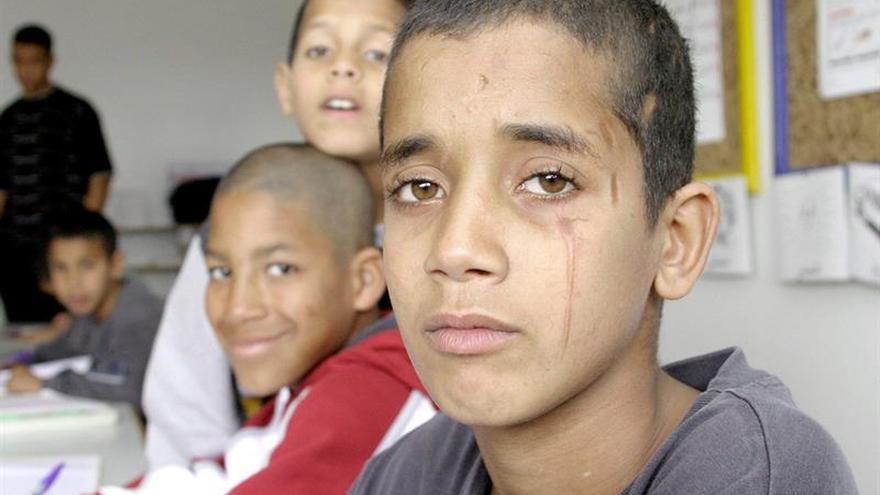 La mitad de los niños marroquíes con familias desestructuradas acaban en las calles