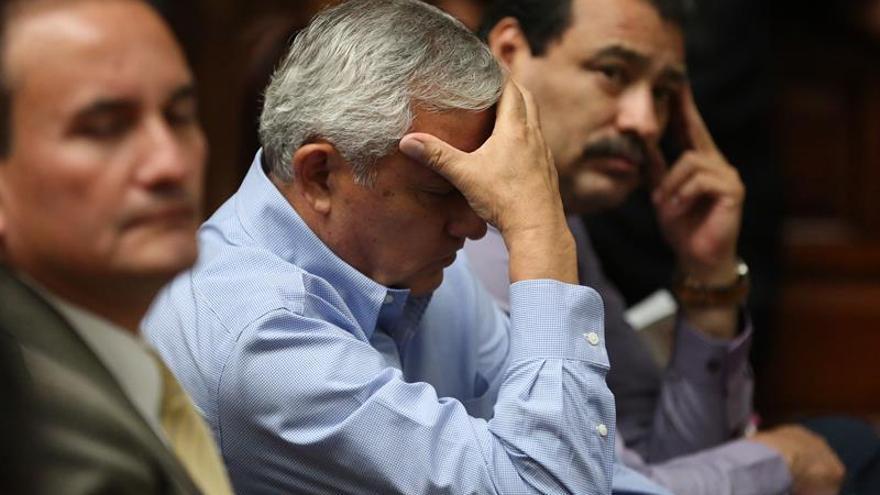 Amenazas a fiscal Guatemala pueden venir de últimos procesados, dice ministro