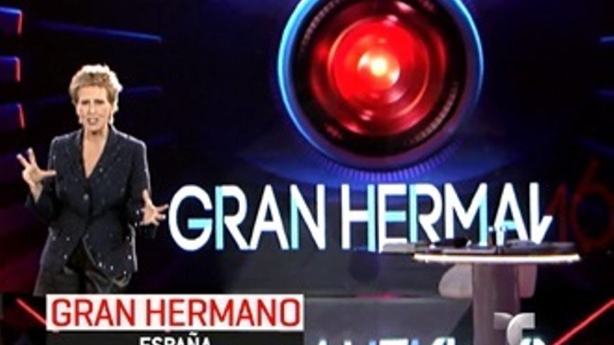 Arranca el primer 'GH' latino en USA, y Mercedes Milá les da la bienvenida