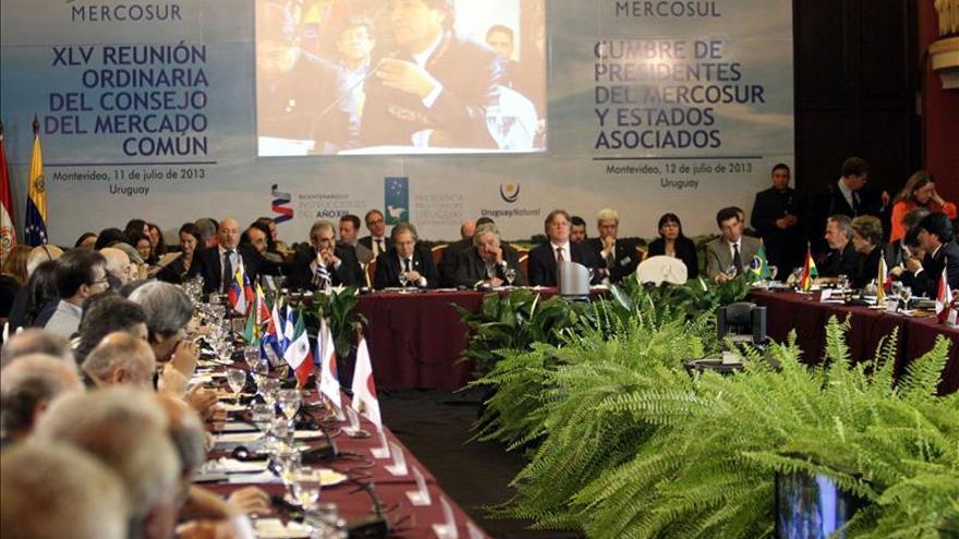 Mercosur expresa su determinación de contribuir a la lucha contra el terrorismo