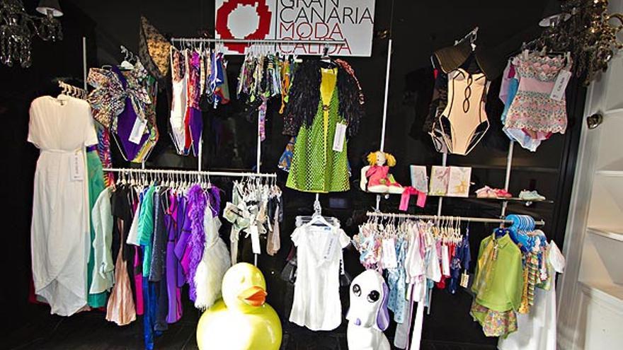 De Gran Canaria Moda Cálida en Madrid #1