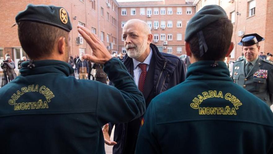 """La Guardia Civil acabará """"en días"""" la investigación sobre el pozo de Totalán"""