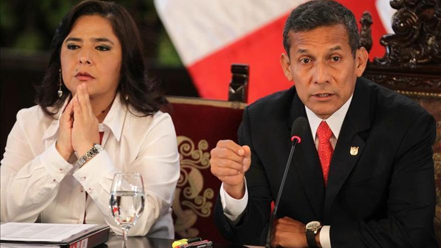 Humala afronta una grave crisis por la censura a su primera ministra