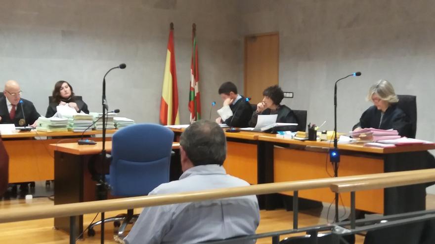 Condenado a dos años y medio de prisión el exalcalde de Bakio Txomin Renteria por el proyecto de talasoterapia