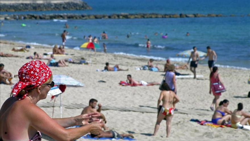 Las pernoctaciones hoteleras caen el 11 por ciento en abril por el efecto Semana Santa