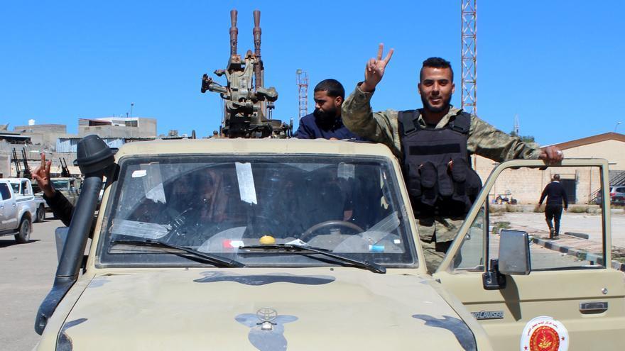 Representantes libios intentarán despejar en Suiza los comicios de diciembre