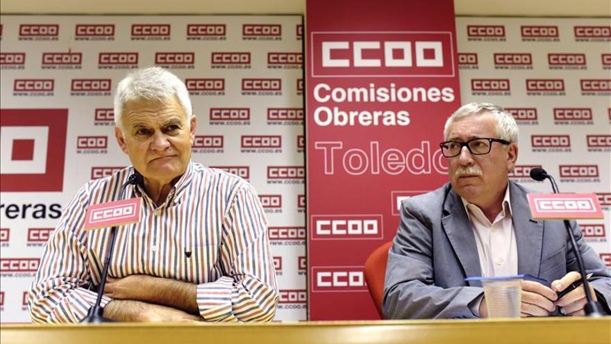 CCOO espera que, si se consolida el cambio, se revierta la reforma laboral