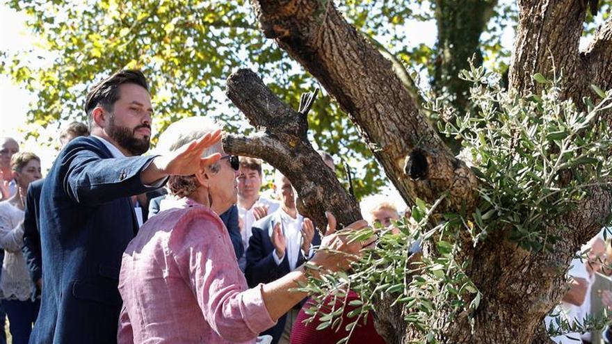 José Miguel Cedillo reclama la paz como legado de su padre asesinado por ETA
