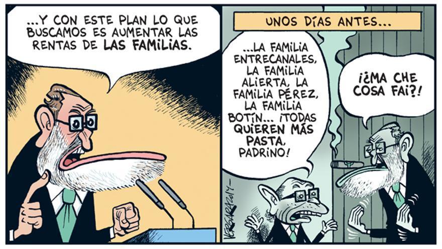 Rajoy bajará el Impuesto de Sociedades