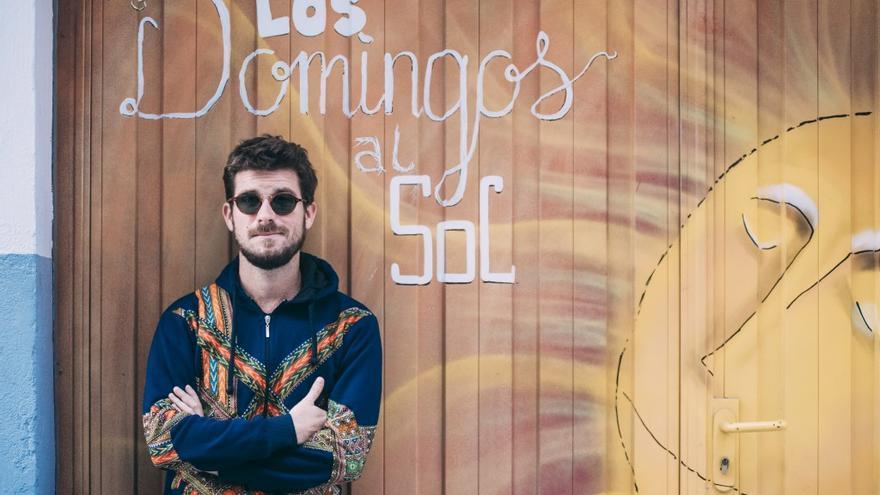 Mezquida participó en el ciclo 'Raqueros del Jazz'. | VÍCTOR VÉLEZ