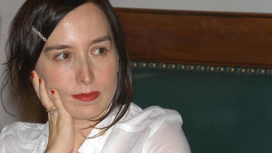 La escritora coruñesa Blanca Riestra gana el XXVII Premio Torrente Ballester
